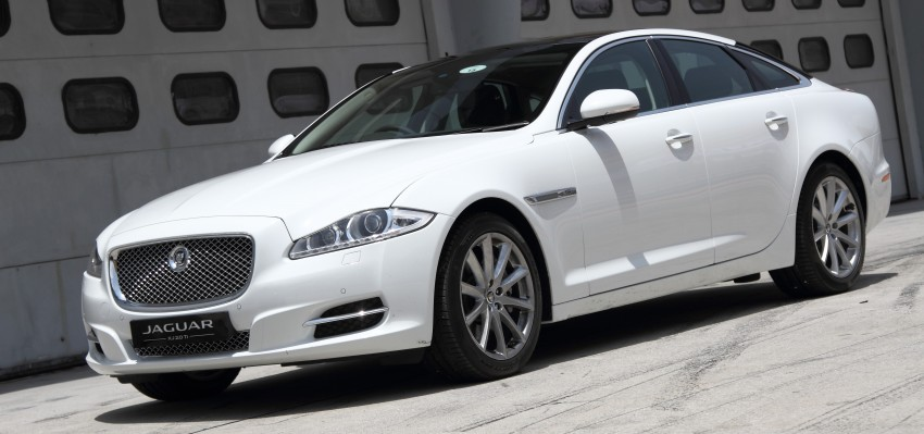 Jaguar Xj Now Locally Assembled From Rs 92 1 Lakh