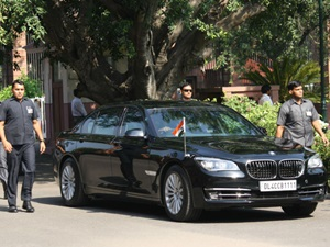 Armored Bmw 7 Series Modi Archives Bharathautos Automobile News