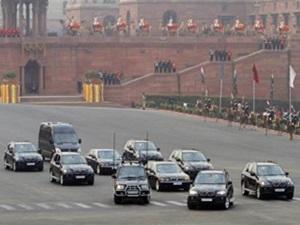 Narendra Modi S Motorcade Will Feature Mahindra Scorpio Or