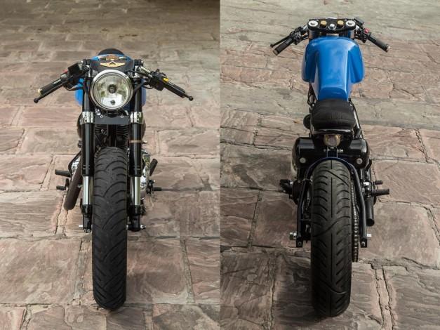 nu-cafe-racer-bullet-500cc-rajputana-custom-motorcycle-front-rear