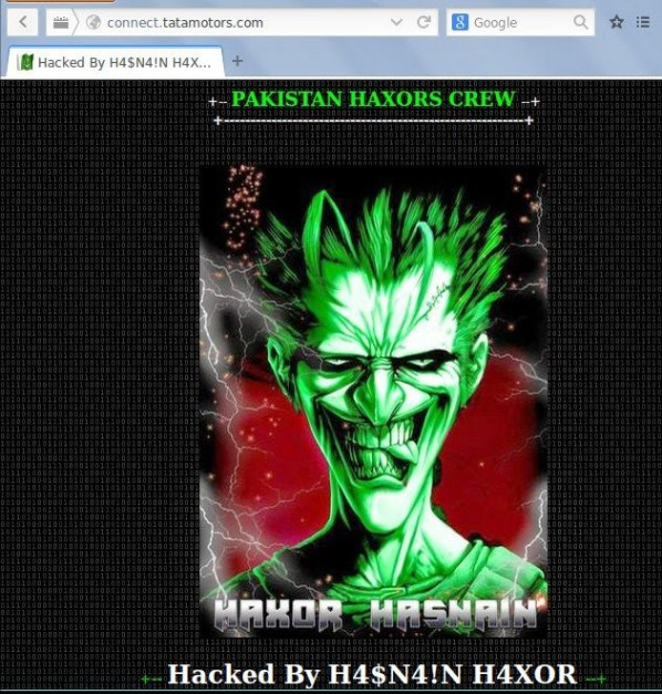 tata-motors-website-hacked-pakistan-haxor-crew
