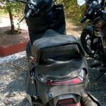 Mahindra-110cc-scooter-rear-view