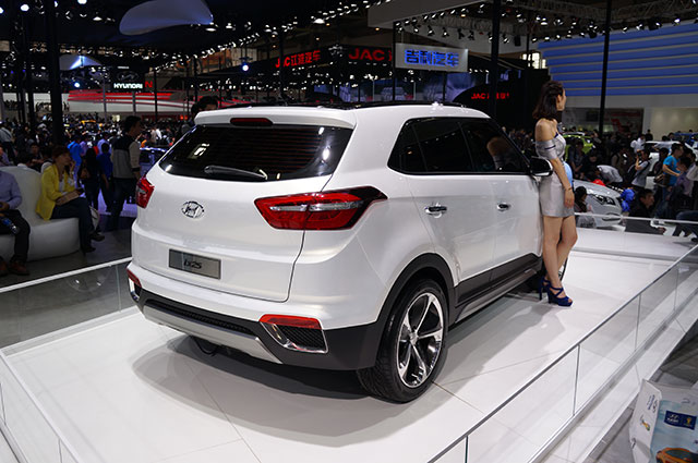 hyundai ix25 compact suv confirmed for india launch next year. Black Bedroom Furniture Sets. Home Design Ideas