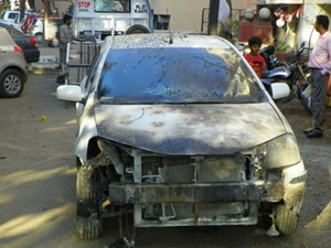 iftrt reported manufacturing defect leading to car blaze in toyota etios. Black Bedroom Furniture Sets. Home Design Ideas