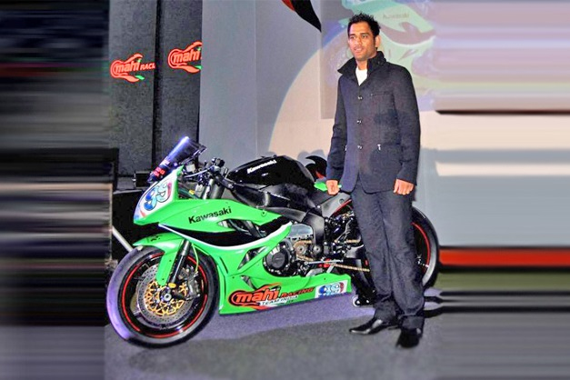 MS Dhoni to open a multi-brand superbike showroom in Ranchi