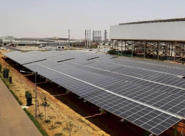 maruti-suzuki-1mw-photovoltaic-solar-power-plant-manesar