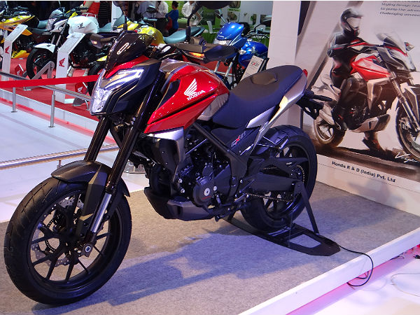 New 160cc Honda Motorcycle In The Offing Launch By August 2014