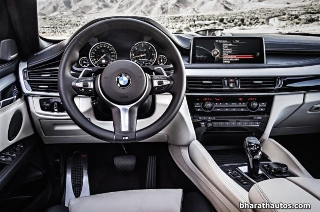 second-generation-2015-bmw-x6-interior-view