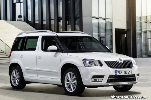 skoda-yeti-facelift-india-front-view