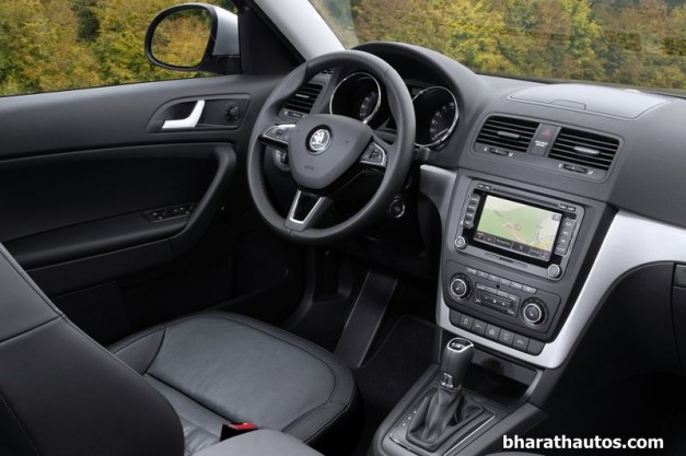 skoda-yeti-facelift-india-interior-view