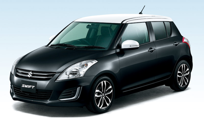 suzuki swift �style� � special edition onsale in japan
