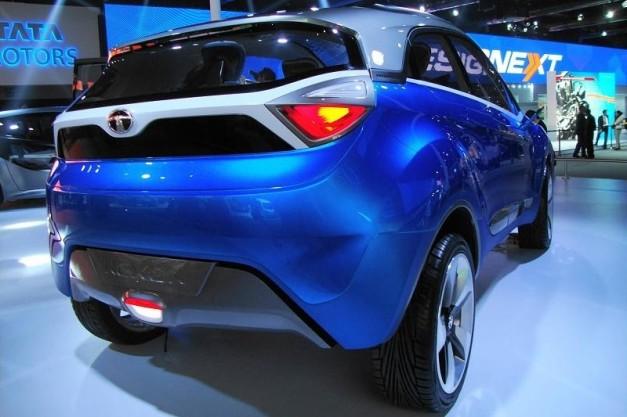 tata-nexon-compact-suv-rear-view