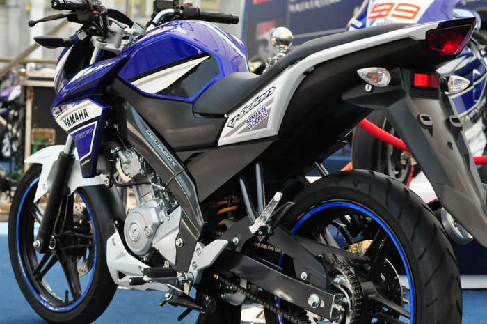 Yamaha launches Moto GP edition of the FZ150i in malaysia
