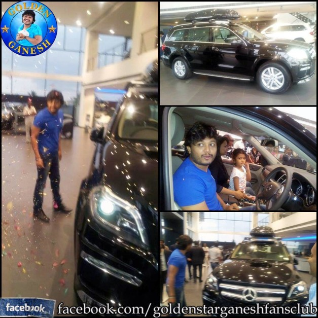 golden-star-ganesh-wife-gift-mercedes-gl-350-amg-birthday