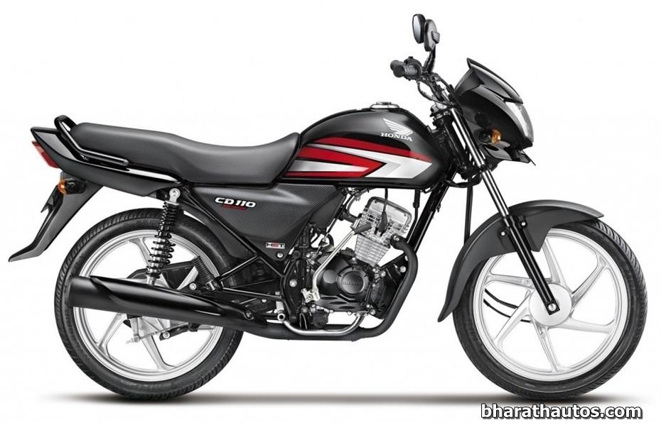 Honda CD 110 Dream launched at Rs. 41,100/-, sits below ...