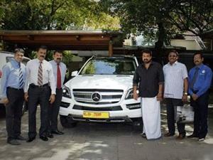 mohanlal-new-mercedes-benz-gl-class-350