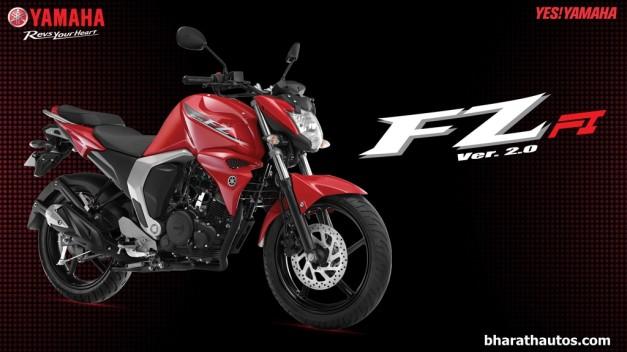 new-yamaha-fz-fi-red