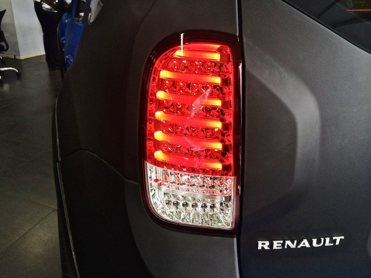 Renault Duster Shows Off Customisation Potential