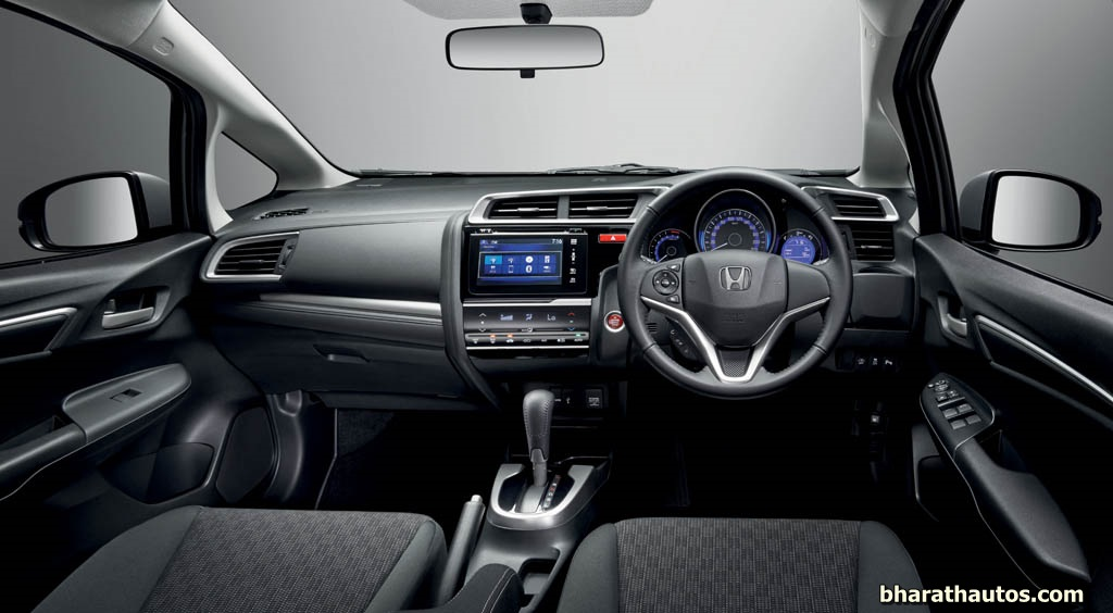 2014 honda jazz set for march 2015 launch in india. Black Bedroom Furniture Sets. Home Design Ideas