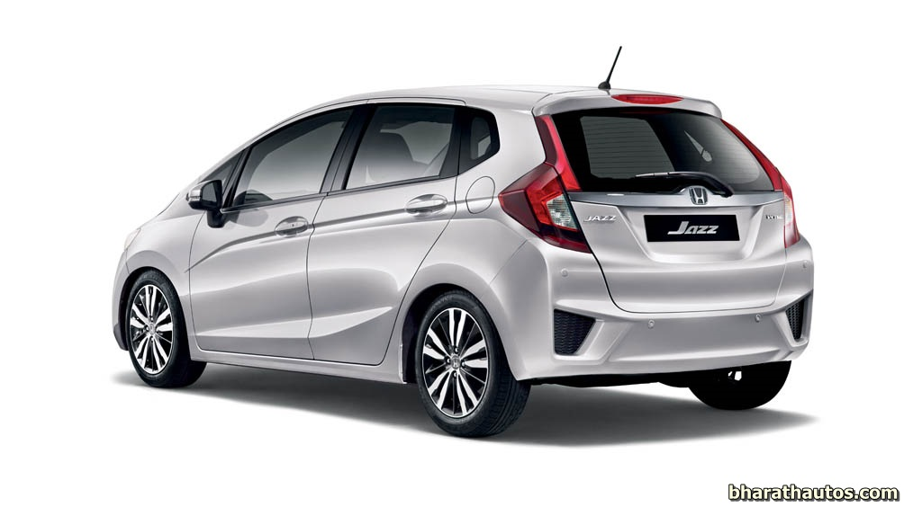 2014 Honda Jazz Set For March 2015 Launch In India