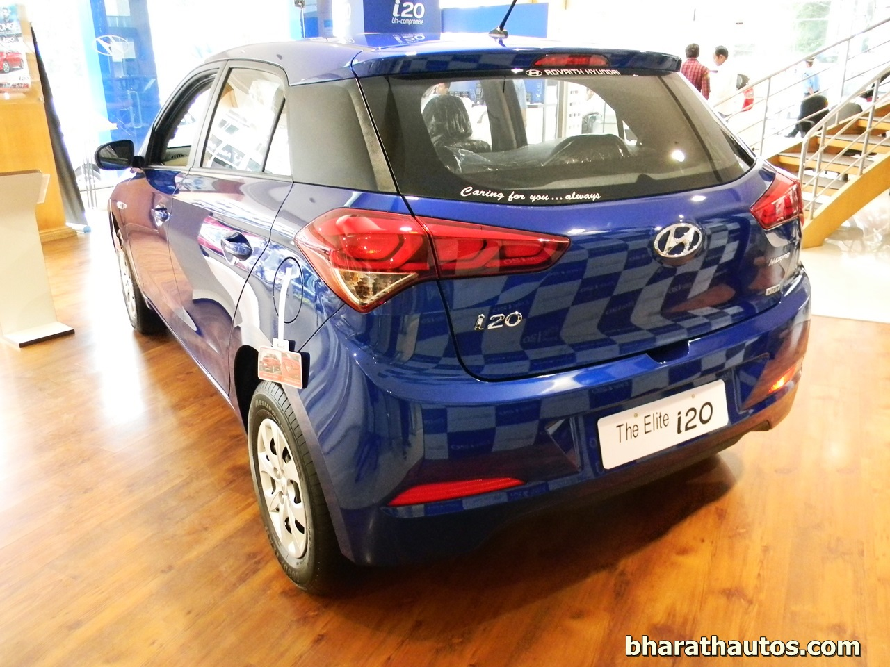 hyundai elite i20 launched in indian auto market price. Black Bedroom Furniture Sets. Home Design Ideas