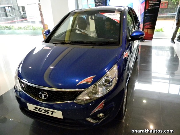 Zest From Tata Motors Launched Nationally Price Starts