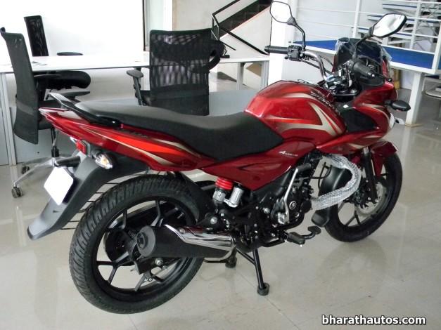 bajaj-discover-150f-rear