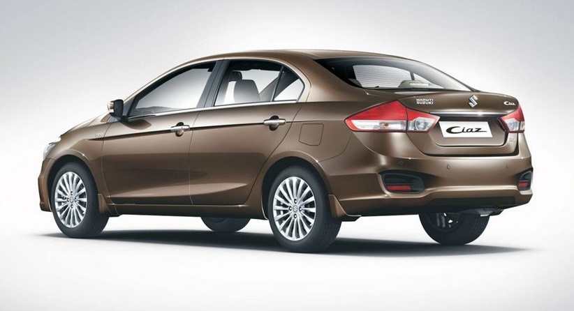 Maruti Ciaz Launched 1 3 Ddis And 1 4 K Series From Rs