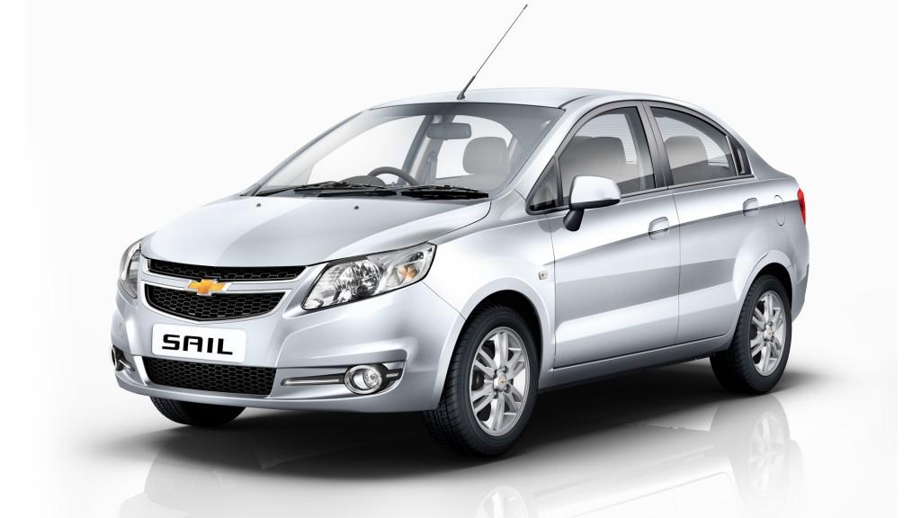 Twins Auto Sales >> New Chevrolet Sail twins get dual-tone interior, chrome highlights