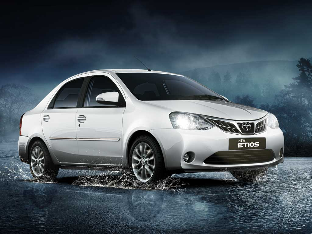 New Toyota Etios And Etios Liva Launched In India