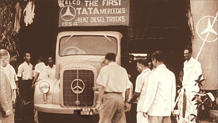 Tata Motors Celebrates 60 Years Of Truck Manufacturing In