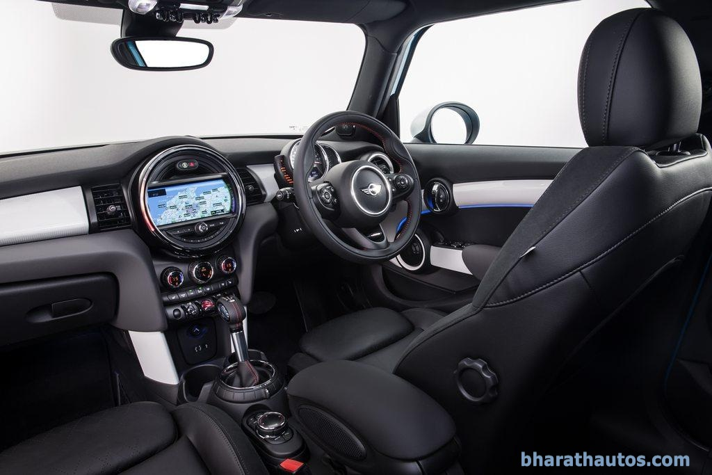 2014 Mini Cooper Inside India Bharathautos Automobile News Updates