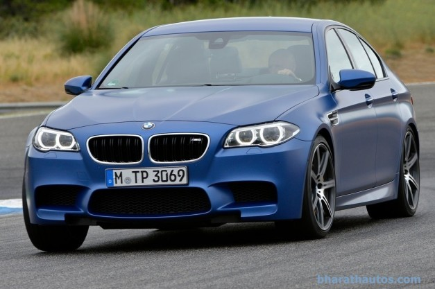 facelifted-f10-bmw-m5-india-exterior-outside
