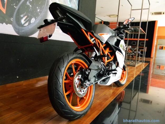 ktm-rc-390-india-mangalore-rear