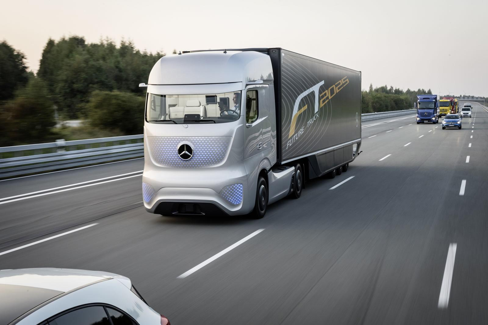 2025: Mercedes-benz-future-truck-2025-india-exterior