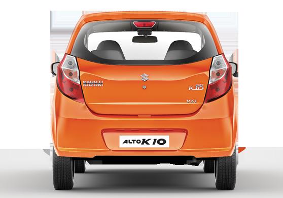 New Maruti Suzuki Alto K10 Officially Launched In India