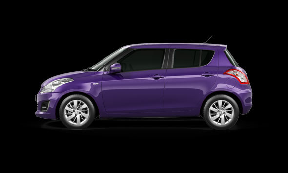new-maruti-swift-2015-facelift-mysterious-violet