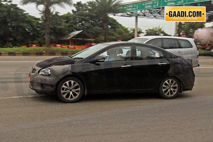 The Verna Facelift Would Continue With Its Existing Engine Options