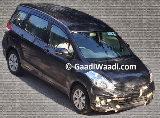 2015-maruti-ertiga-facelift-spied-front