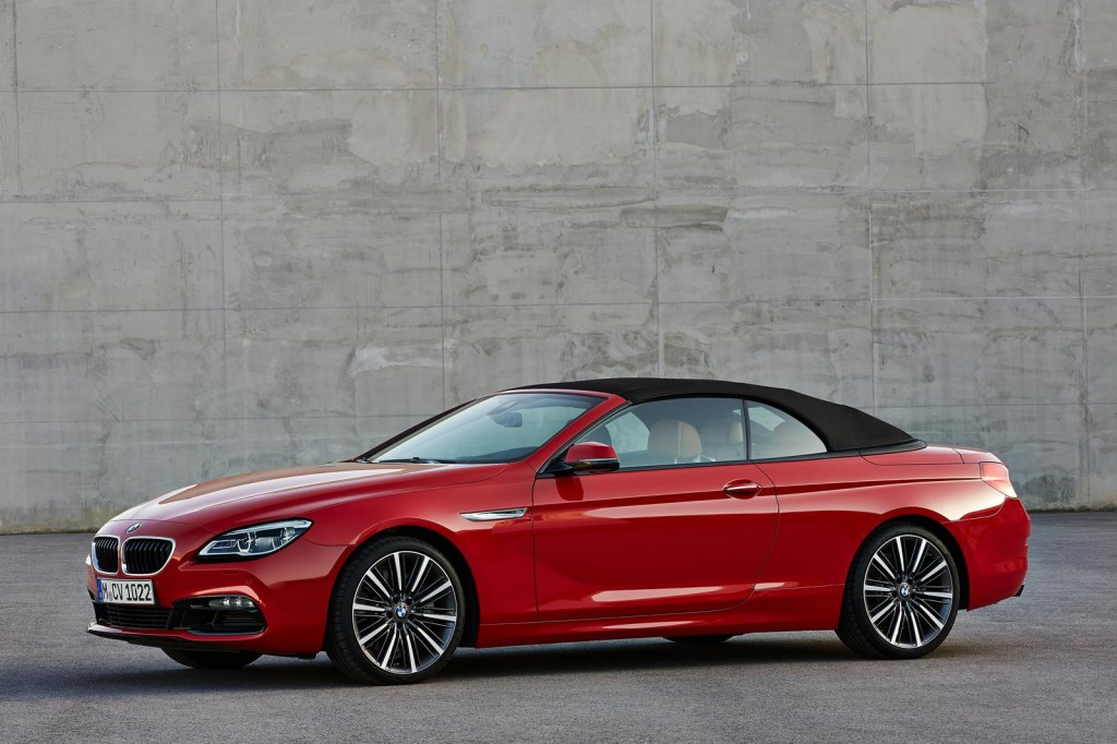 Facelifted Bmw 6 Series Range With M Cousins Unveiled Ahead Of 2015 Detroit Motor Show