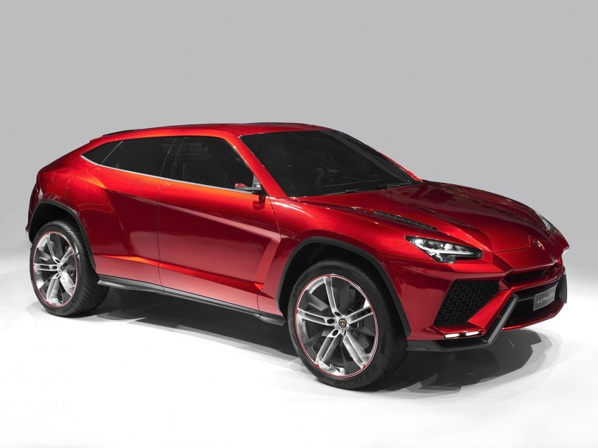 Lamborghini Urus To Enter Production In 2017 Won T Be Built In Italy