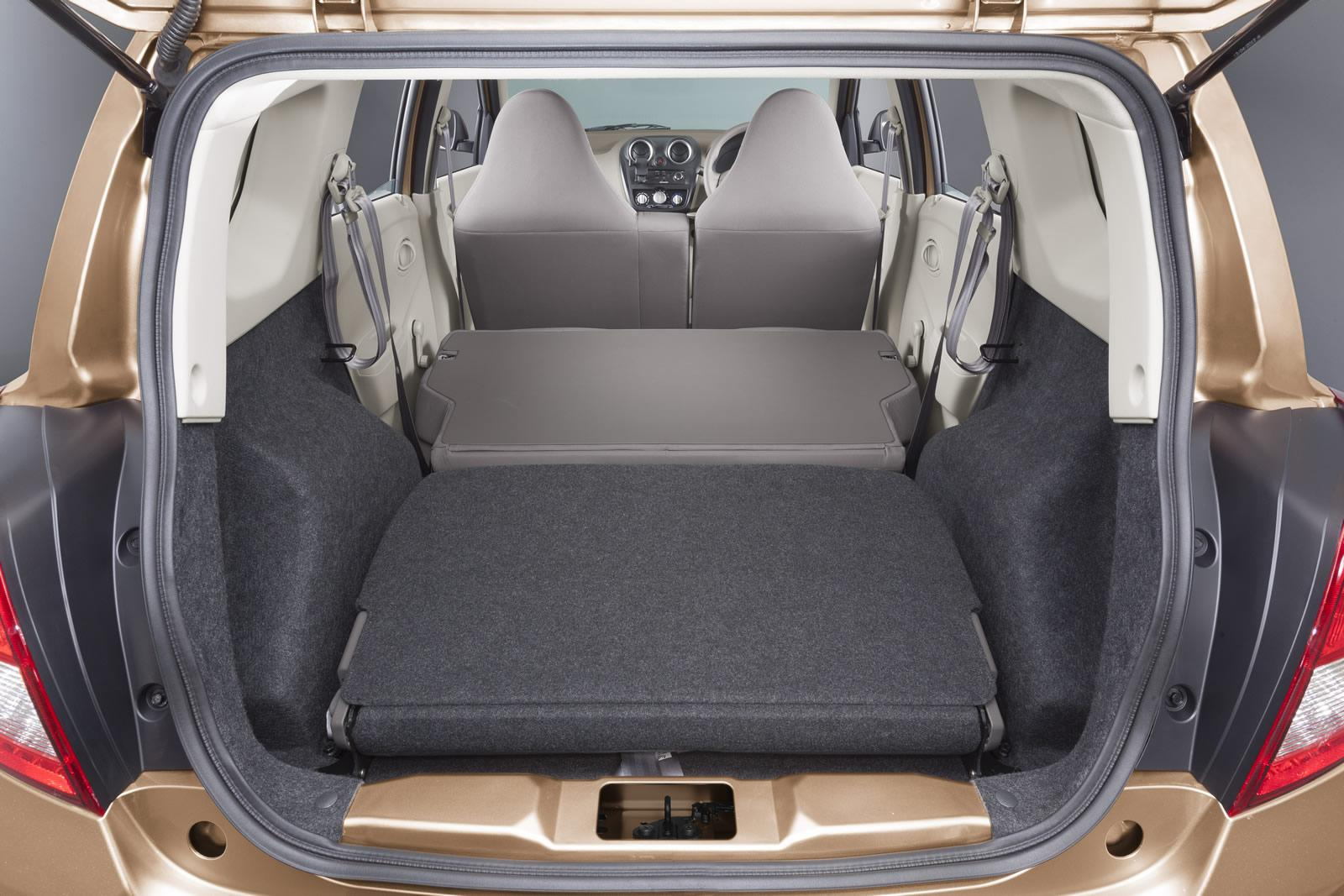 datsun go 7 seater mpv datsun s second model in india. Black Bedroom Furniture Sets. Home Design Ideas