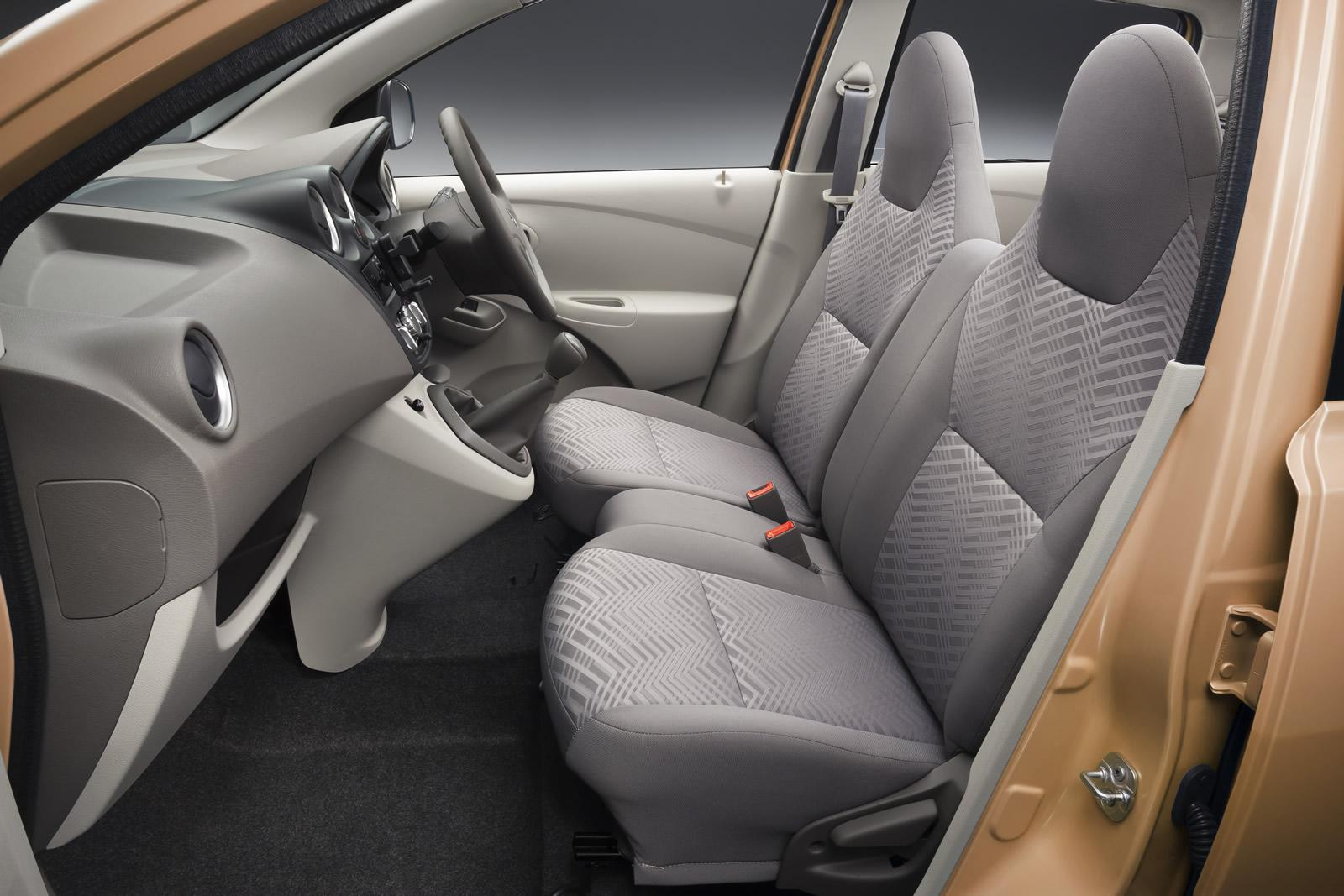 Datsun GO+ 7-seater MPV: Datsun's second model in India