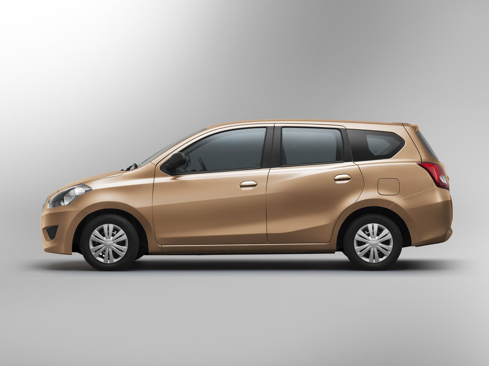 Honda Mobilio Price >> Datsun GO+ 7-seater MPV: Datsun's second model in India