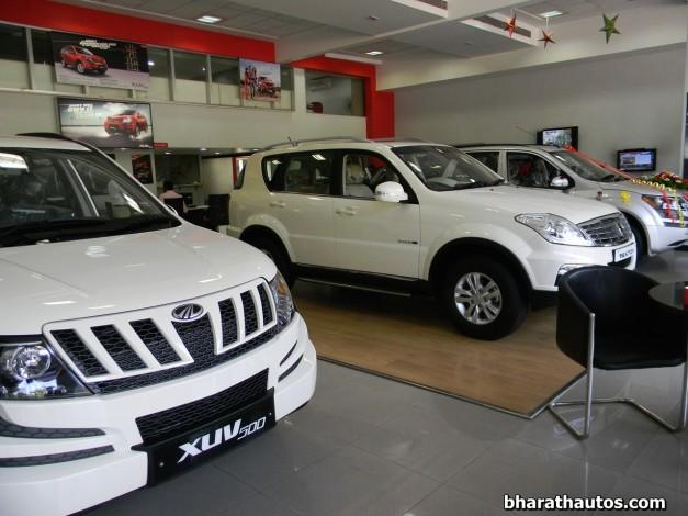 mahindra-cars-benefit-december-2014