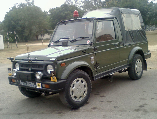 maruti-gypsy-bags-4000-suvs-order-from-indian-army-largest-single-order-till-date