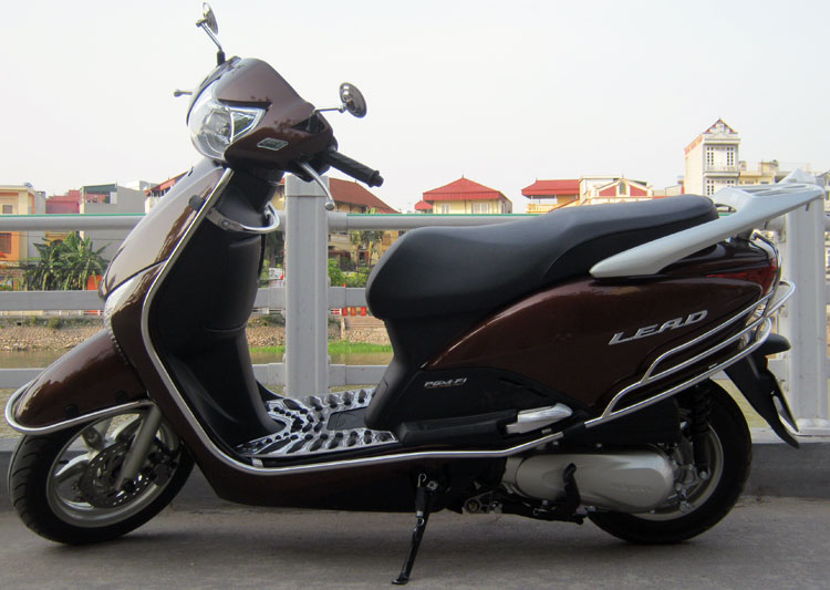 Honda India plans for a new 110cc scooter code-named 'N2Y'