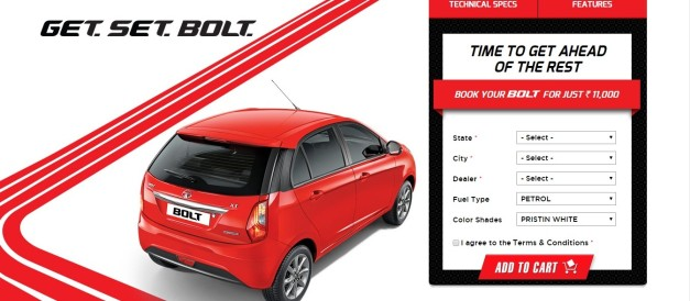 online-bookings-tata-bolt-now-open