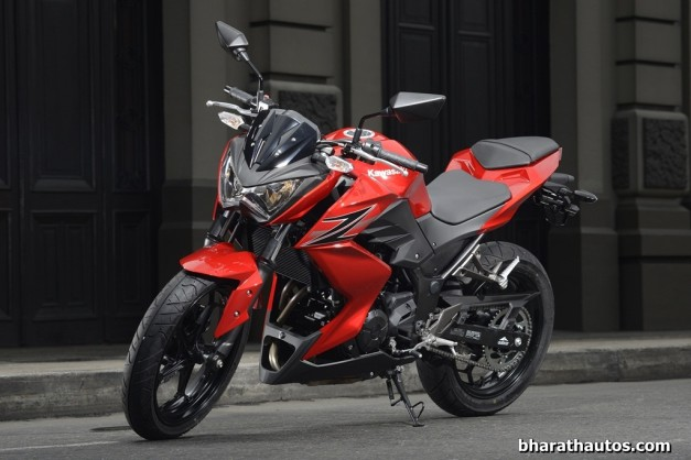 New Honda Motorcycles 2018 >> Kawasaki Z250 to feature ABS & Slipper Clutch as Standard for 2015