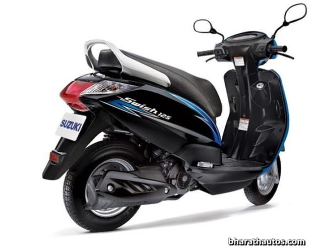 2015-suzuki-swish-facelift-spied-rear
